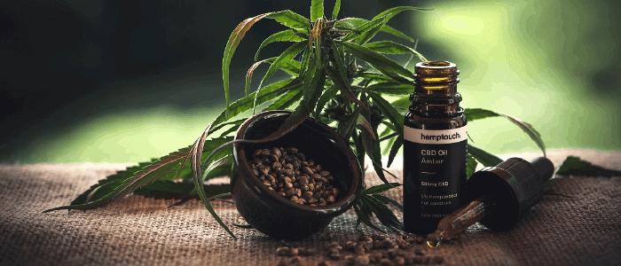 preparat leczniczy z marihuany
