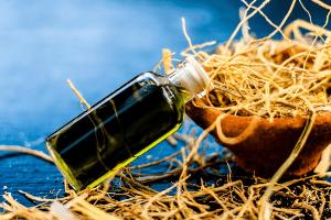olejek wetiwerowy
