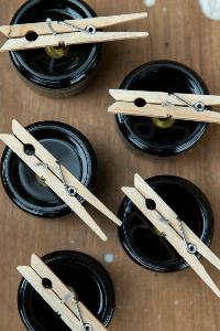 prosty przepis na świecę z olejkami eterycznymi