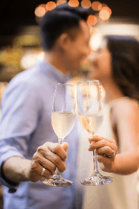 szampan francuski - afrodyzjak