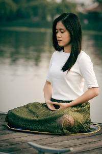 atmosfera medytacji